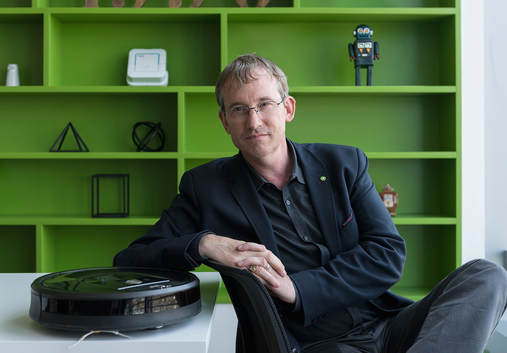Colin angle from iRobot