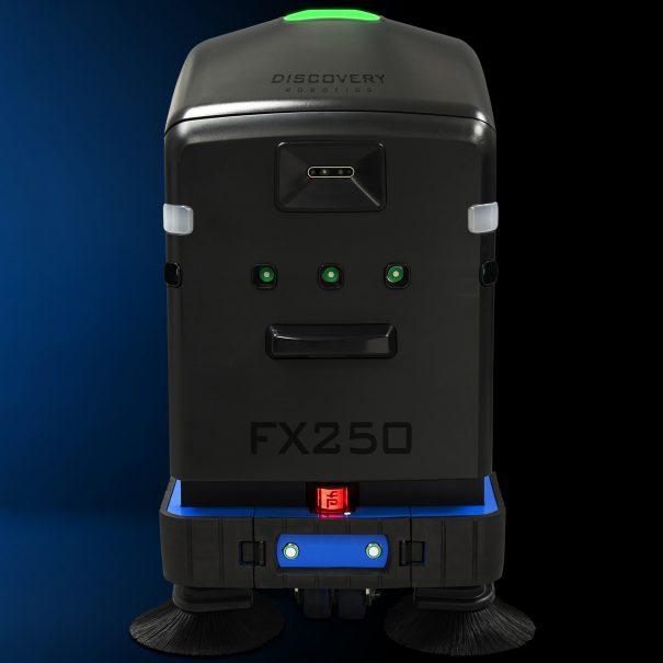FX250 | Autonomous Floor Cleaning Robot | Discovery Robotics